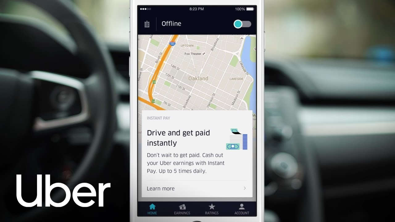 Uber Flex Pay, Daily Pay and Instant Pay: How it Works