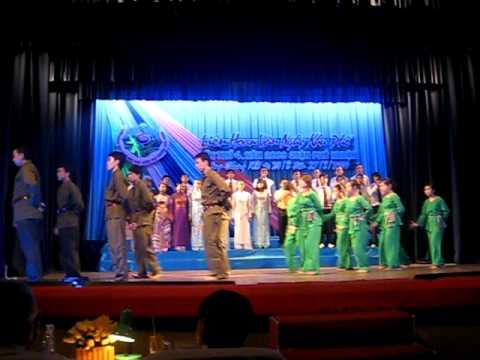 Van Nghe 2009 - Tu hao đi len Viet Nam