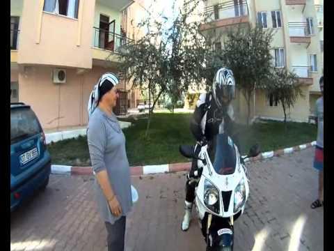 Izin Yolu 2012 - Motorlu Turkiye Yolculugu 2ci bolum