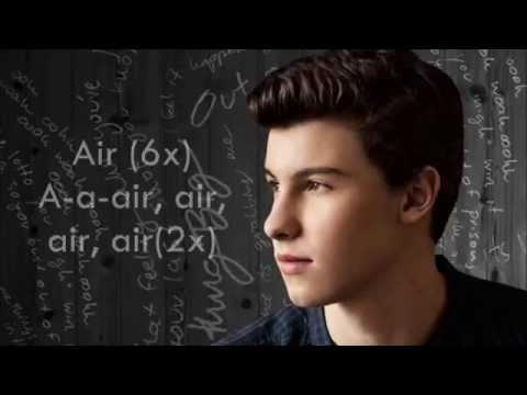 Shawn Mendes - Air feat. Astrid (Lyrics)