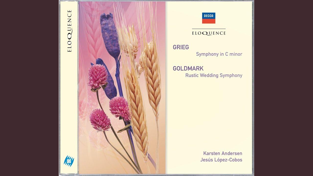Goldmark Landliche Hochzeit Rustic Wedding Symphonic Poem Op