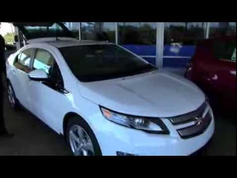 NEW 2014 Chevrolet Volt Available At Ferman Chevrolet Of Tarpon Springs!