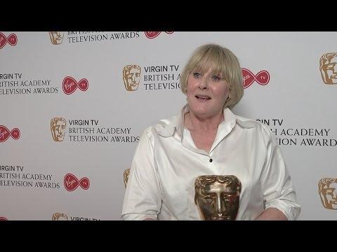 TV BAFTAs: Sarah Lancashire reveals Happy Valley doubts