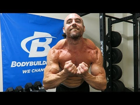 BajheeraIRL - July 2018 Physique Update #3 (187.5 lbs) - Natural Bodybuilding Vlog (7 Weeks Out )