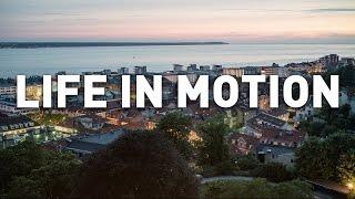 [TIMELAPSE] HELSINGBORG - LIFE IN MOTION (4K)
