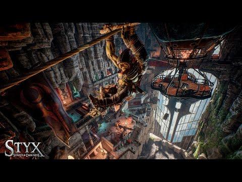 Styx: Shards of Darkness / Stealth Gameplay |