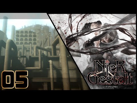 Let's Play NieR - Episode 5 [Relics of the Past]