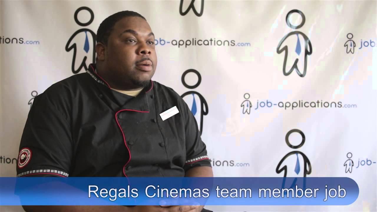 regal entertainment group jobs