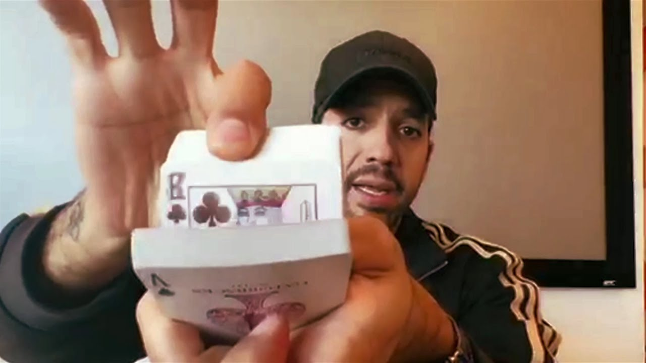 Download David Blaine Can Guess Your Card Through the Screen