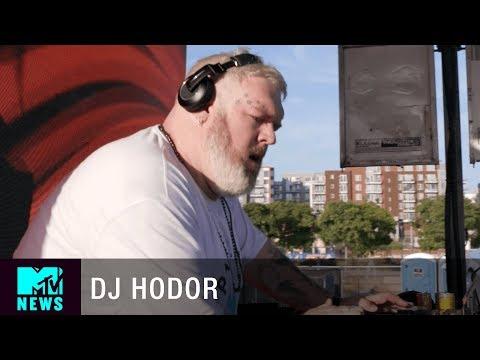 Kristian Nairn aka Game of Thrones' Hodor on DJing  MTV