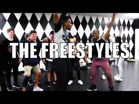 Freestyles with Tee'Jay Hearn| Aktualize