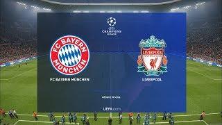 Bayern Munich vs Liverpool - Allianz Arena - UEFA Champions League - PES 2019