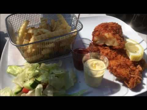 2017 Dag 119 | Arendal, Tapas og Regnbuemuffins
