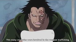 Dragon summons his commanders - One Piece Ep 752 Eng sub