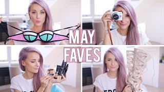 May Favourites | Inthefrow, Monthly Favorites #MAYFAVS