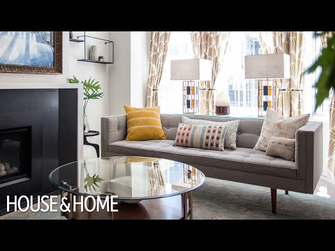 Interior Design — Colorful Small Home Makeover