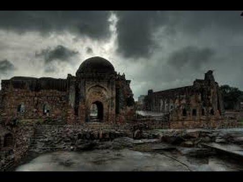 Firoz Shah Kotla Fort haunted video