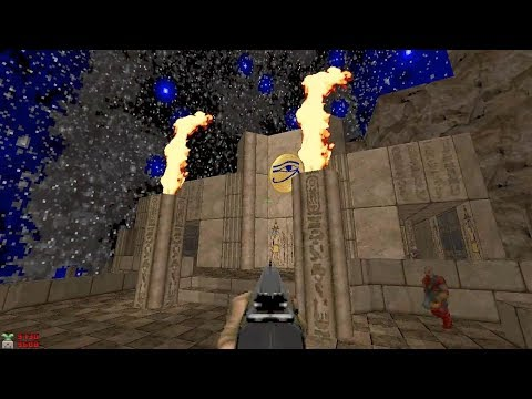 DOOM MOD DEUS VULT II 2 By Huy Pham ~ Doom Marine MAPS 19 TILL END