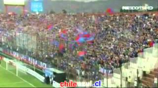 HOMENAJE AL CLUB MAS GRANDE UNIVERSIDAD DE CHILE