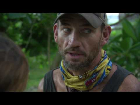 Survivor Game Changers Ep 7 - Brad & Debbie Secret Scene