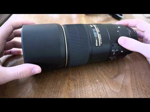 Nikon AF-S 300mm F4D IF-ED