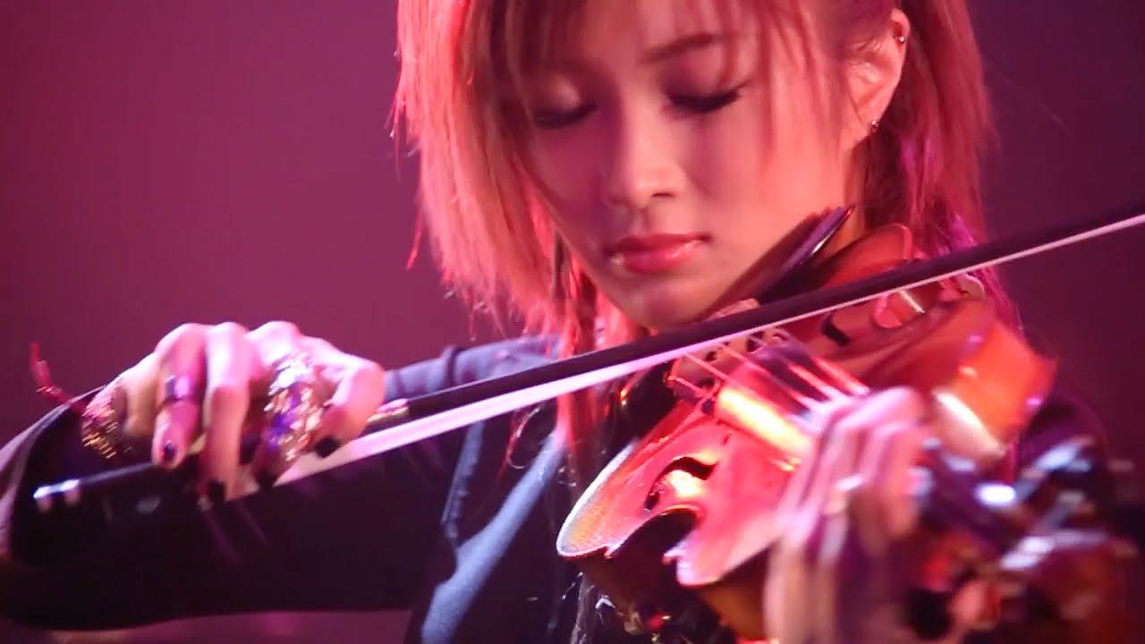 美女14人!華麗なるバイオリンロックShow !! - YouTube