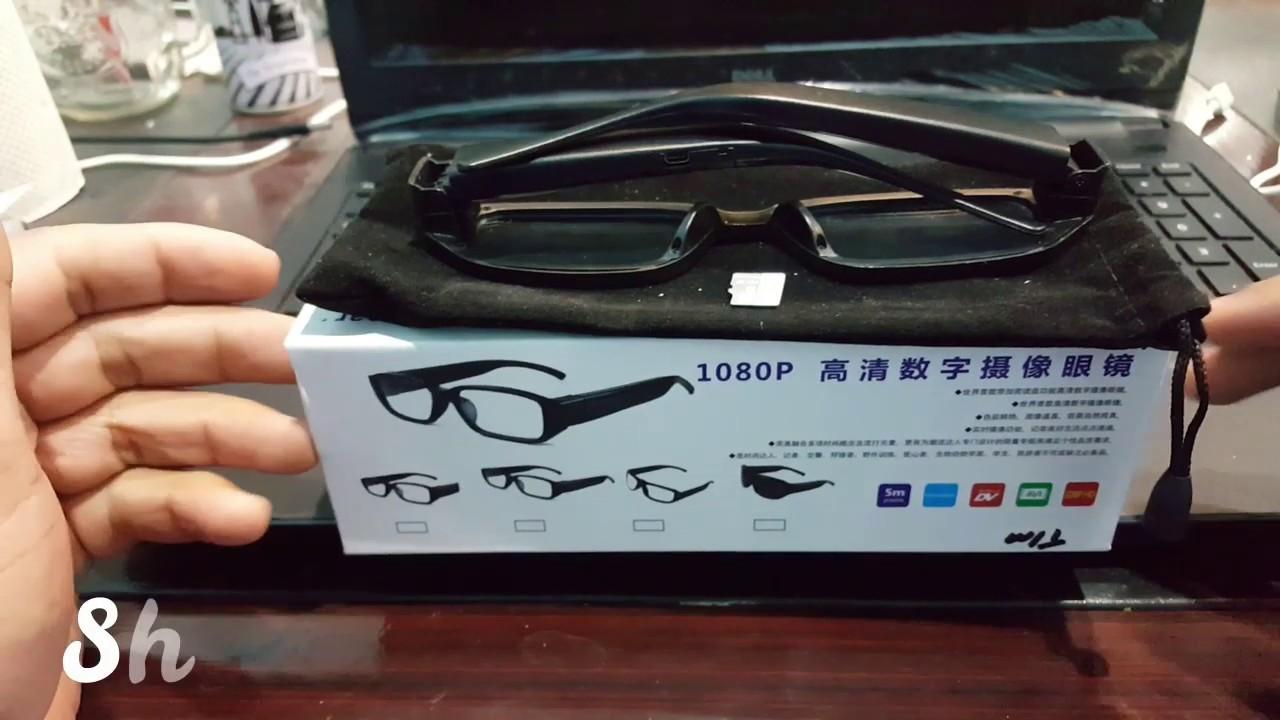Tutorial Cara Setting Dan Mengoperasikan Kacamata Kamera 720p Hd Camera Eyewear By Hansie New