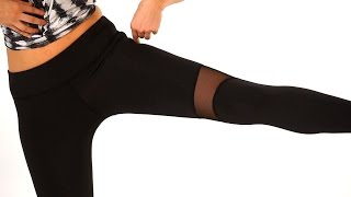 How to Do a Side Leg Raise | Sexy Butt
