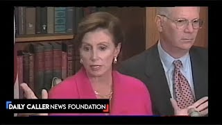 DC Shorts Democrat Hypocrisy: The Nancy Pelosi Edition