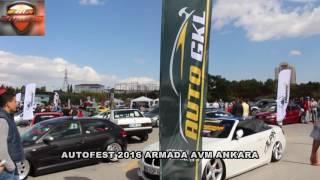 AUTOFEST 2016 ARMADA AVM -ANKARA
