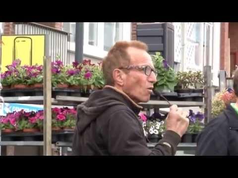 Rob Verlinden, TV Tuinman,   Bezoekt Het Liniekwartier