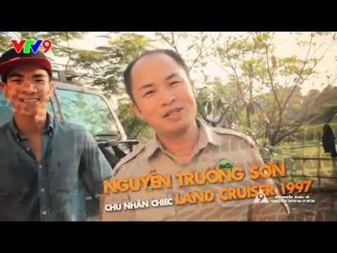 """Xe và phong cách - Nguyễn Trường Sơn - Land Cruiser 1997 """"Thỏa mãn đam mê"""""""