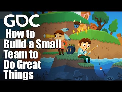 Small Teams, Big Dreams: How to Build a Small Team to Do Great Things