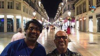 WORLD RIDE 2017    EP. 73    Valencia to Malaga,SPAIN