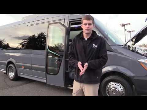 2015 Mercedes Sprinter DUR-A-BUS 16 Passenger Van for Sale - S85016