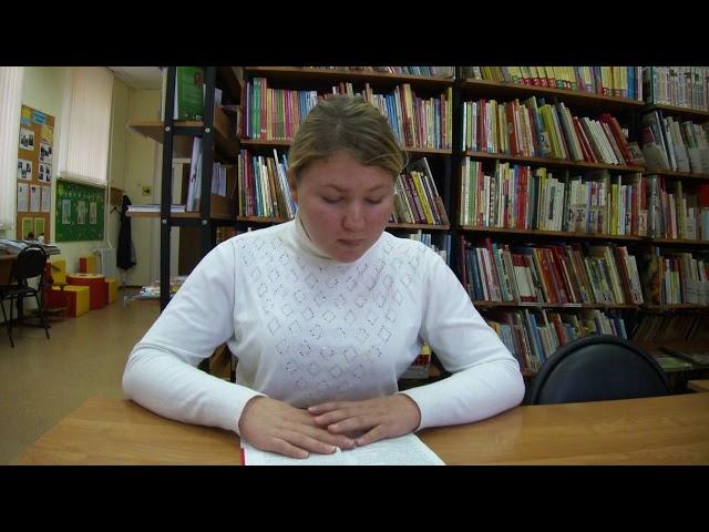 Изображение предпросмотра прочтения – ТатьянаВоробьева читает произведение «Воробей» Н.М.Рубцова