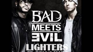 Download Bad meets Evil Lighters Bruno Mars ft Eminem ft Dr Dre Speed Up MP3 song and Music Video