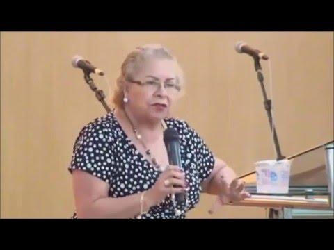 Pastora Tânia Tereza - Quebrando Paradigmas sobre Heranças Espirituais