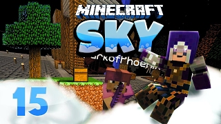 Wie ein VARO Sieger! - Minecraft SKY Ep. 15   VeniCraft