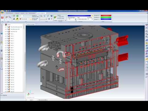 WorkXplore - программа для просмотра и анализа 3D CAD-файлов