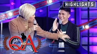Vice restrains himself from judging Vhong's suit | It's Showtime Mr. Q and A