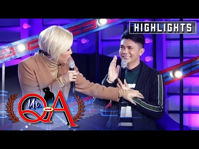 Vice restrains himself to judge Vhong's suit | It's Showtime Mr Q and A