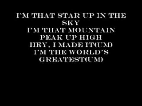 R-Kelly- Im The Worlds Greatets Lyrics By:Greg