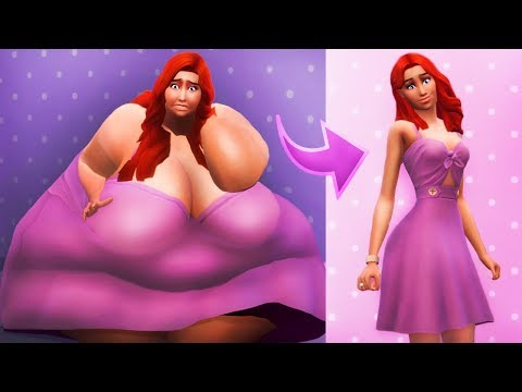 SIMS 4 STORY | MY 600 POUND LIFE