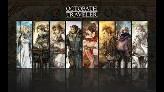 Video de OCTOPATH TRAVELER  - Tressa la mercader, full p2w EP 5