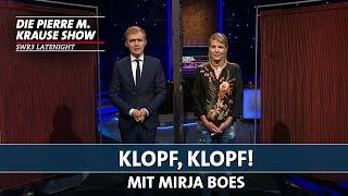 Klopf, Klopf! – mit Mirja Boes