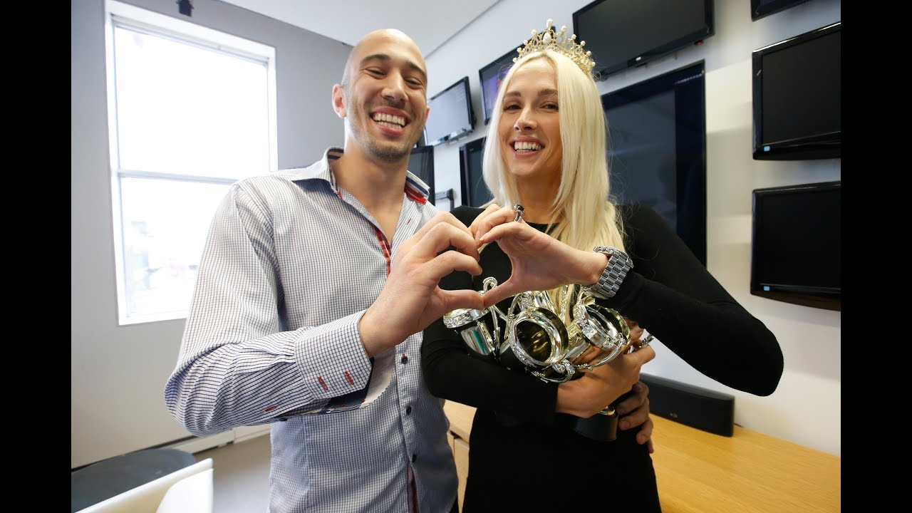 Amazing Race Canada Dave And Irina Eliminated From