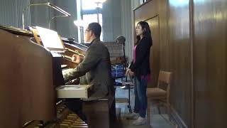 F. Liszt - Präludium und Fuge über den Name B-A-C-H