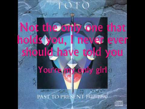 Toto Georgy Porgy Lyrics
