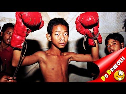 Самые неожиданные нокауты в истории бокса